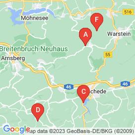 Standorte von Jobs in Meschede - Juni 2018
