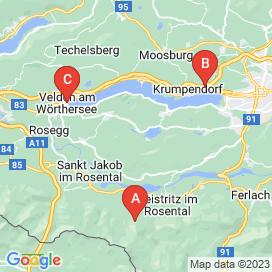 Standorte von Jobs in Feistritz Im Rosental - August 2018