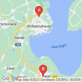 Standorte von Gärtner Jobs in Wilhelmshaven (Wilhelmshaven) - Mai 2018
