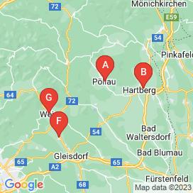 Standorte von Account Manager Jobs in Stubenberg Am See - August 2018