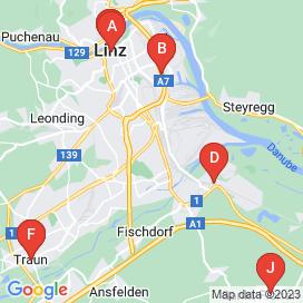 Standorte von Technischer Jobs in Linz - Juni 2018