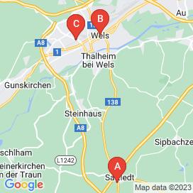 Standorte von Leitung Jobs in Wels - Juli 2018