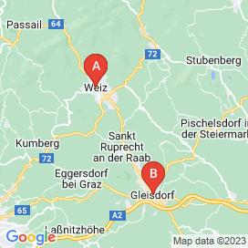 Standorte von Lagerlogistiker Jobs in Mitterdorf an der Raab - August 2018