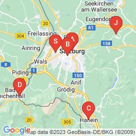 Standorte von 180+ Vollzeit Jobs in Salzburg - August 2018