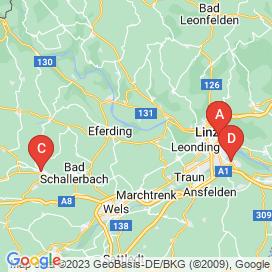 Standorte von Haustechniker Jobs in Oberösterreich - August 2018