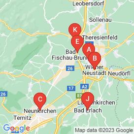 Standorte von Jobs in Föhrenau - Juni 2018