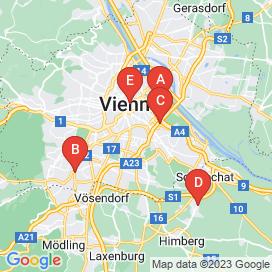 Standorte von Gas Wasser Jobs in Wien - August 2018