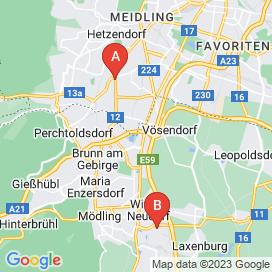 Standorte von Partner Jobs in Siegenfeld - August 2018