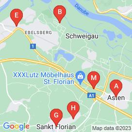 Standorte von 20+ Jobs in Pichlinger Straße, Linz - August 2018