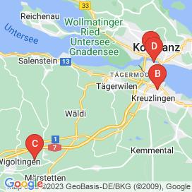 Standorte von Elektro Jobs in Weinfelden - Mai 2018