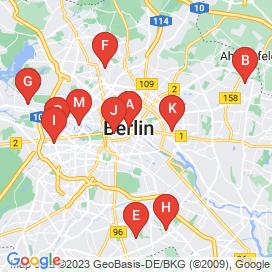 Standorte von 290+ Produktion / Fertigung Jobs in Berlin - August 2018