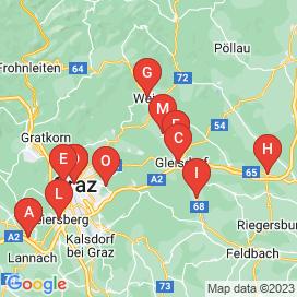 Standorte von Jobs in Stiefing - Mai 2018