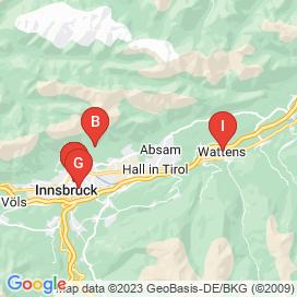 Standorte von Pflege Jobs in Hall in Tirol - Mai 2018
