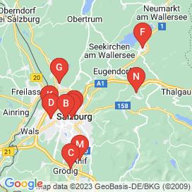 Standorte von 60+ Einkauf / Lager / Transport Jobs in Salzburg - Juli 2018