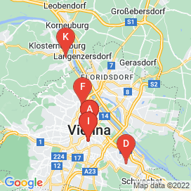 Standorte von 20+ Human Resources Jobs in Gerasdorf Bei Wien - August 2018