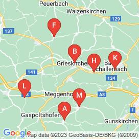 Standorte von Vollzeit Jobs in Aistersheim - Juni 2018