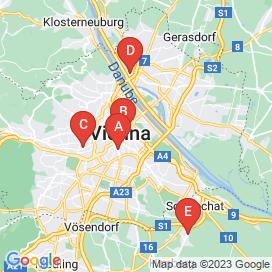 Standorte von Chef Jobs in Wien - Mai 2018
