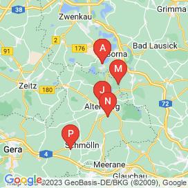 Standorte von Jobs in Altenburg - Mai 2018