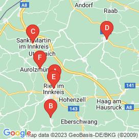Standorte von Verkaufsrepräsentant Jobs in Ried Im Innkreis - Juli 2018