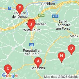 Standorte von Jobs und Stellenangebote in Öd Bei Purgstall - April 2018