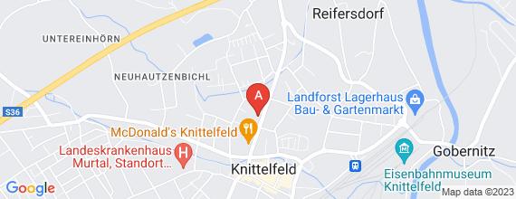 Standort von Lehre zum/-r Einzelhandelskaufmann/-frau  8720 Knittelfeld, Wiener Str. 25