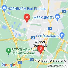 Standorte von Lehrstelle Jobs in Wiener Neustadt - Mai 2018