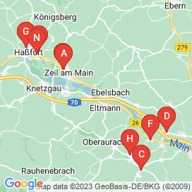 Standorte von Jobs und Stellenangebote in Eltmann - April 2018