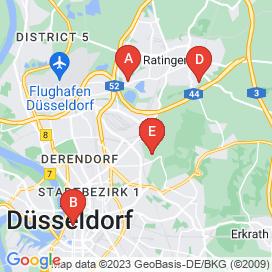 Standorte von Wachdienst Jobs in Düsseldorf - Mai 2018