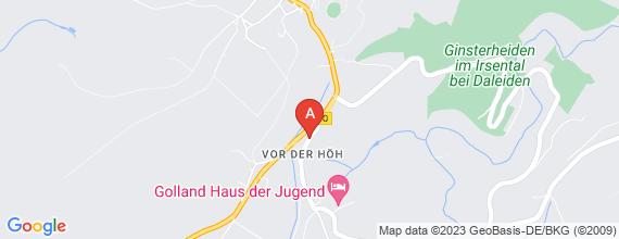 Standort von Maler/in und Lackierer/in - Maler/in