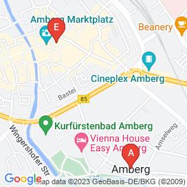 Standorte von Entwicklung Jobs in Amberg - August 2018