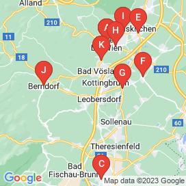 Standorte von 11 Führerschein Klasse B Jobs in Kottingbrunn - Stellenangebote von 438 bis 3000 EUR