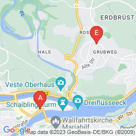 Standorte von Zimmermann Jobs in Schärding - April 2018