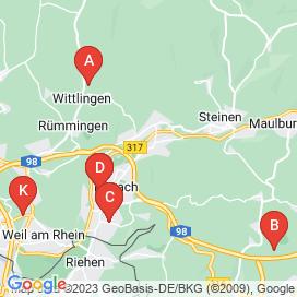 Standorte von Pflege / Gesundheit / Bildung Jobs in Muttenz - Juni 2018