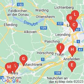 Standorte von 10+ LKW Jobs in Hörsching - Juli 2018