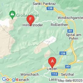 Standorte von Gastronomie Jobs in Hutterer Böden - August 2018