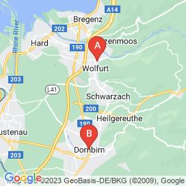 Standorte von Zerspanungstechniker Jobs in Thal - August 2018