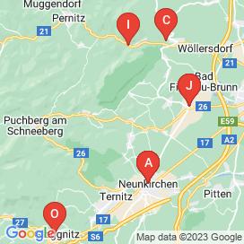 Standorte von Jobs in Grünbach Am Schneeberg - Mai 2018