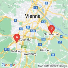 Standorte von Arbeitsvorbereitung Jobs in Wiener Neudorf - Juni 2018