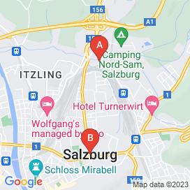 Standorte von GWH Jobs in Thalgau - Juni 2018