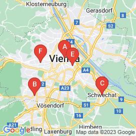 Standorte von Bauleiter Jobs in Wien - Juli 2018