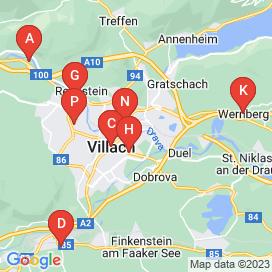 Standorte von 30+ Jobs in Villach - August 2018
