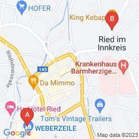 Standorte von Schlosserei Jobs in Ried Im Innkreis - August 2018