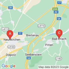 Standorte von Jobs in Scheiblingkirchen - Juni 2018