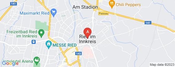 Standort von Koch/Köchin