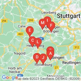 Standorte von 120+ Jobs in Herrenberg - August 2018