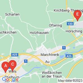 Standorte von Qualitätssicherung Jobs in Wels - August 2018