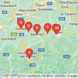 Standorte von Verkäufer Jobs in Adlwang - Juni 2018