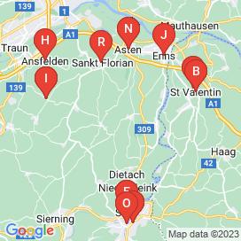 Standorte von Jobs in Kronstorf - Mai 2018