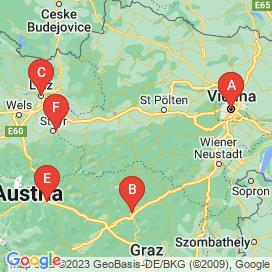 Standorte von 6 Datenbankpflege Jobs - 1830 bis 2392 EUR