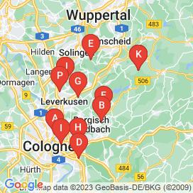 Standorte von 20+ Helfer Jobs in Odenthal - August 2018
